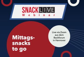 Mittagssnacks to go